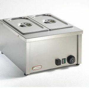 Bain-marie electric, GN 2/3 h15 cm