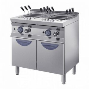Masina de gatit paste, pe gaz, 40 litri