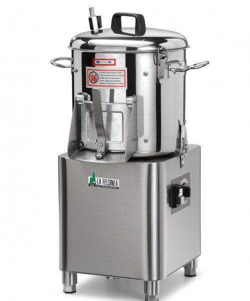 Masina profesionala de curatat cartofi 6 kg