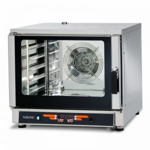 Cuptor electric digital convectie-abur, 5 tavi 60x40 cm