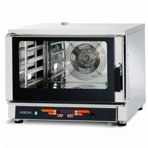 Cuptor electric digital convectie-abur, 4 tavi 60x40 cm