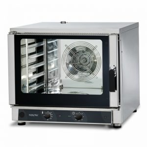 Cuptor electric manual convectie-abur, 5 tavi 60x40 cm