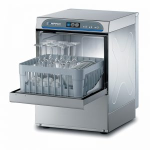 Masina profesionala de spalat pahare/farfurii, cos 40x40 cm