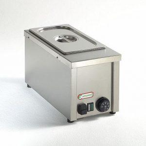 Bain-marie electric, GN 1/3 h15 cm