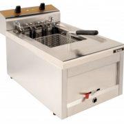 Friteuza profesionala Snack-Bar electrica, cuva 12 litri