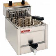 Friteuza profesionala Snack-Bar electrica, cuva 8 litri