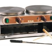 Crepiera electrica dubla, 35cm - Mod. D35