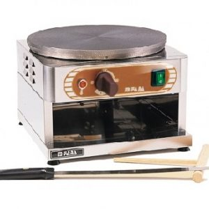 Crepiera electrica simpla, 35cm - Mod.S35