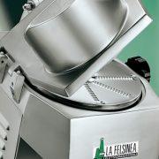 Masina de taiat legume/razuit mozzarella, capac aluminiu