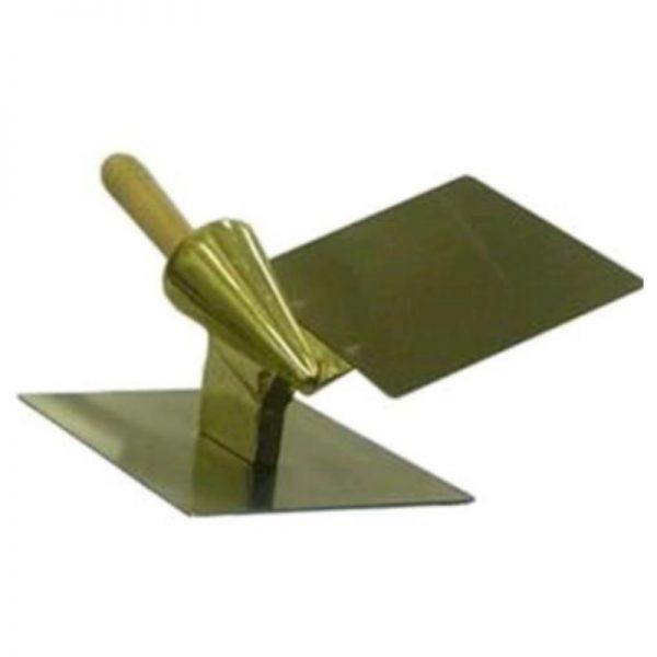 Forma de con din bronz pentru aparatul de vafe