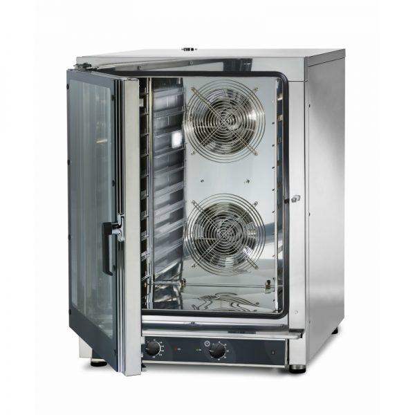 Cuptor electric manual convectie-abur, 10 tavi 60x40 cm