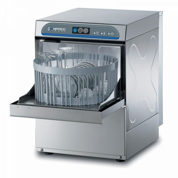 Masina profesionala de spalat pahare, cos Ø 35 cm